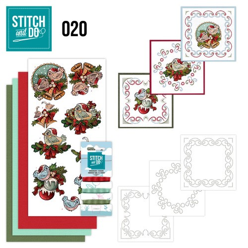 Stitch and Do 20