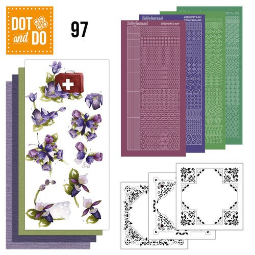 Dot and D0 97 Bloemen