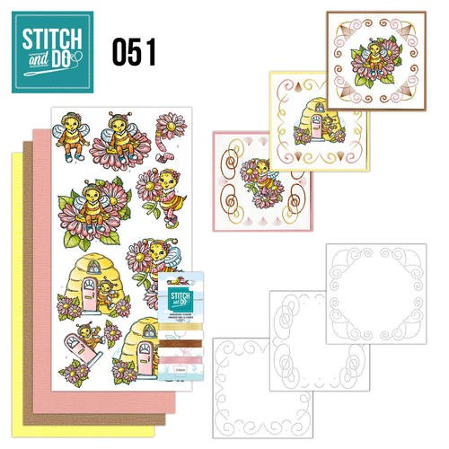 Stitch and Do Bijtjes