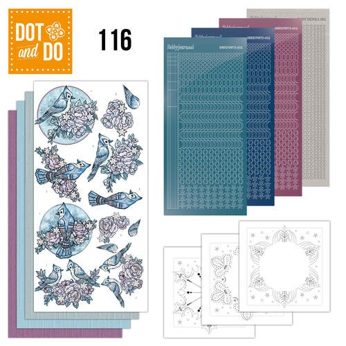 Dots and Do Winter 116