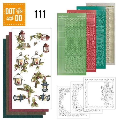 Dot and do the nature of Christmas 111