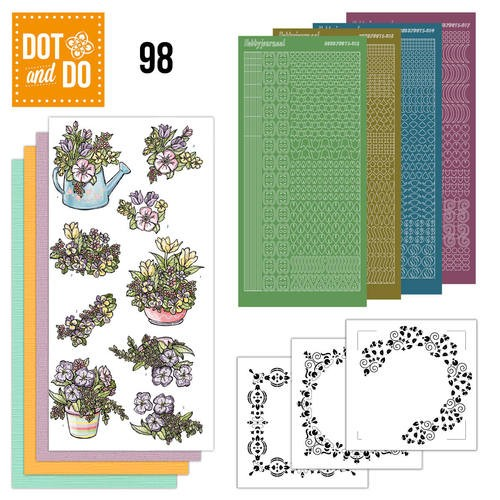 Dot and do pakket 98 voorjaarsboeket