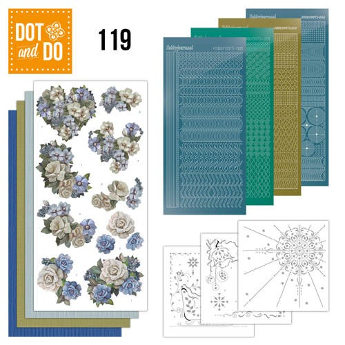 Dot and Do 119 Vintage winter