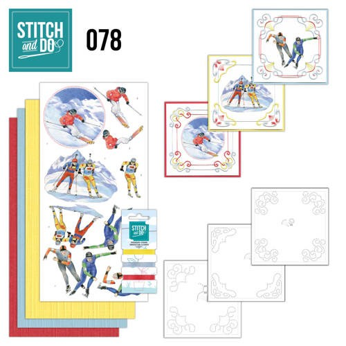 Stitch and do 78 Wintersport