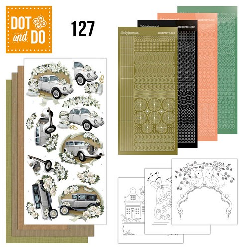 Dot and do 128 Trouwauto`s