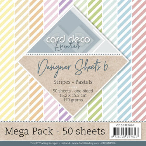 Designer Sheets Mega Pack 6