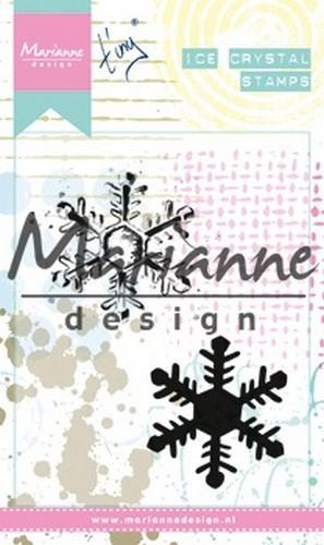 Marianne D Cling stamps Tiny's ijskristal   MM162690 x 110 mm (10-18)