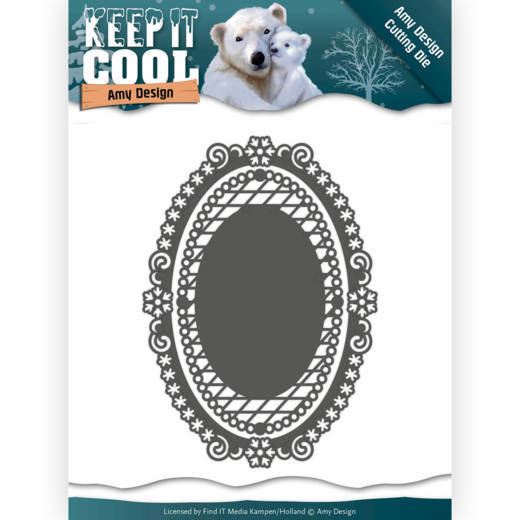 Dies - Amy Design - Keep it Cool - Keep it Oval