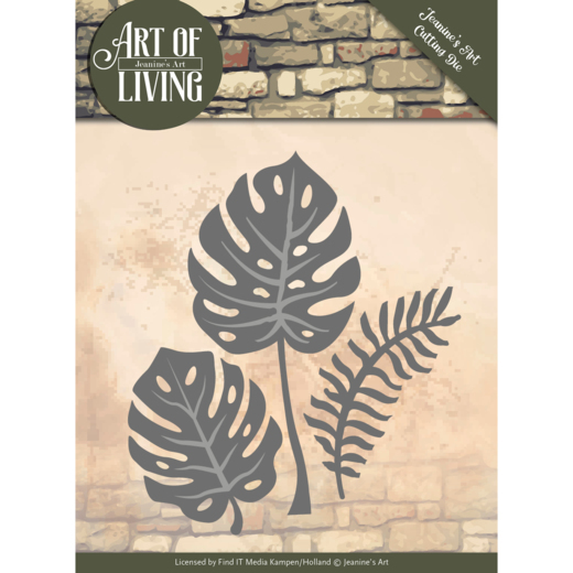 Dies - Jeanine's Art - Art of Living - Leaves