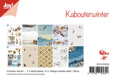 Kabouter winter