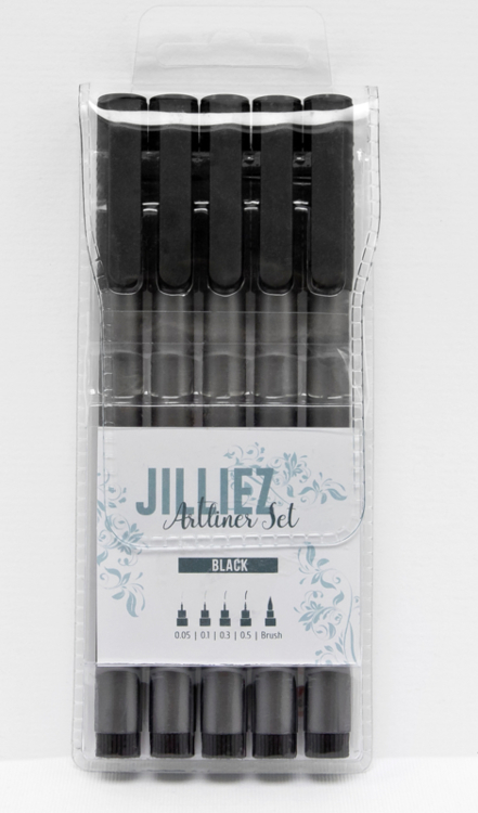 Jilliez Artliner set