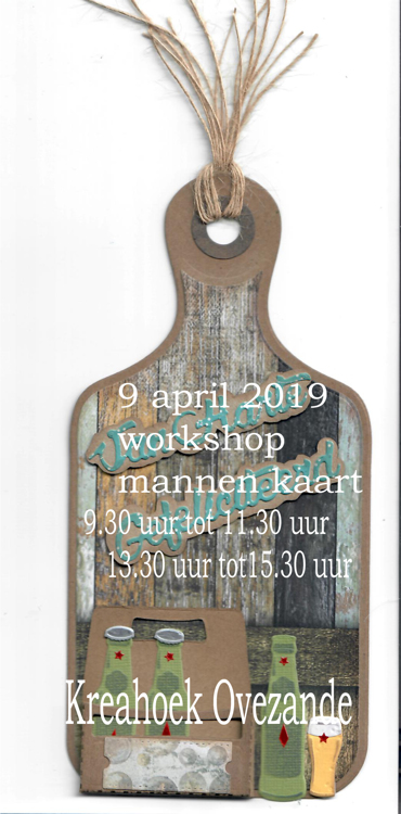 Workshop Mannenkaart