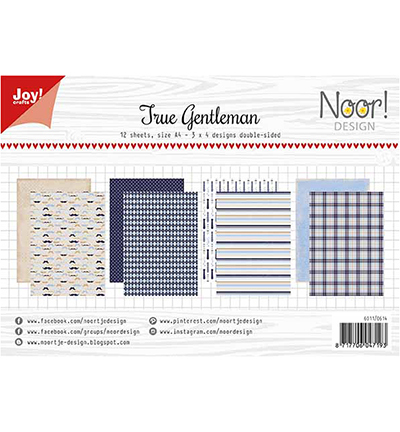 Noor - Design True Gentlemen