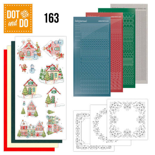 Dot & Do 163 Sweet Houses