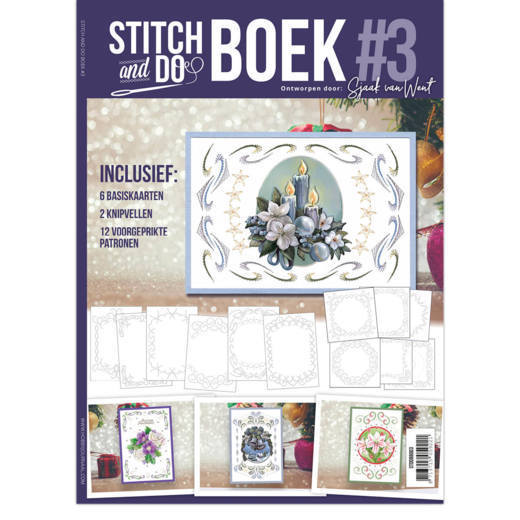 Stitch and Do Boek 3