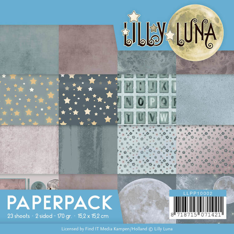 Paperpack - Lilly Luna