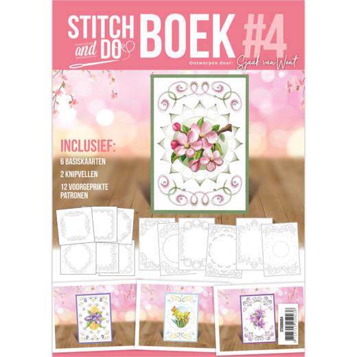 Stitch and Do Book 4 - Flowers OP=OP