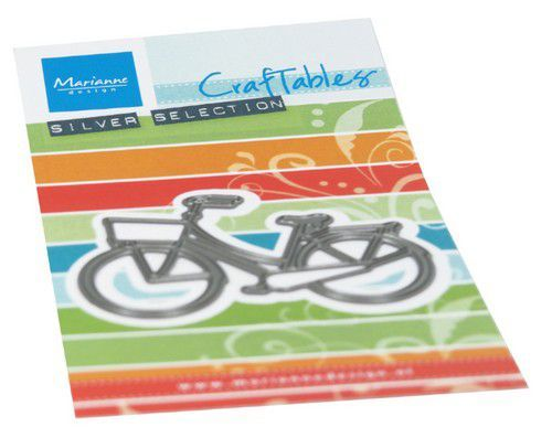 Marianne D Craftable City Bike CR1504 68x44.5mm (04-20)