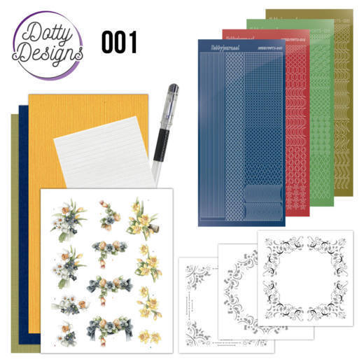 Dotty Designs Special 1