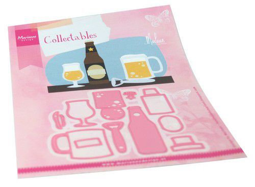 Marianne D Collectable bier by Marleen COL1482 1100x91mm (05-20)