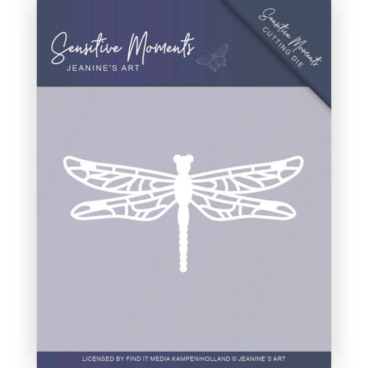 Dies - Jeanine's Art - Sensitive Moments - Dragonfly