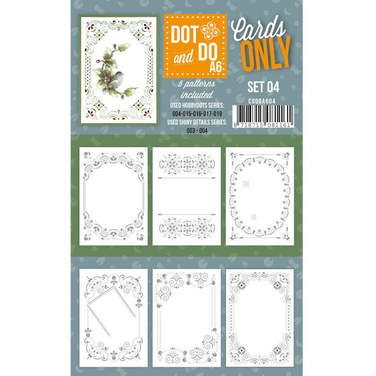 Dot and Do - Cards Only - Set 04