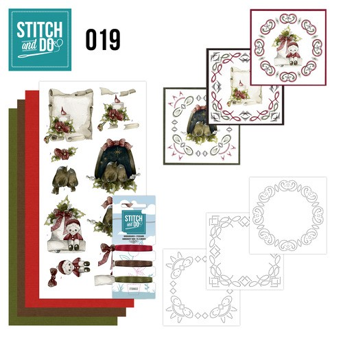 Stitch and Do 19 aanbieding