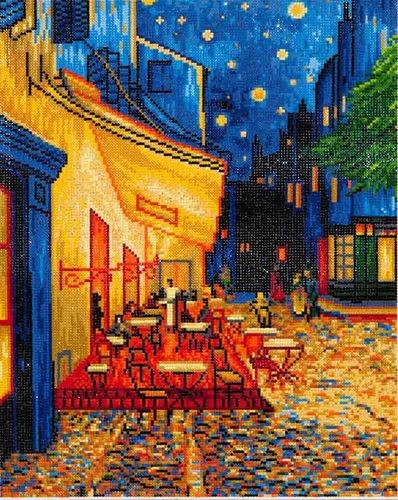 Diamond dotz Cafe at Night(van Gogh)