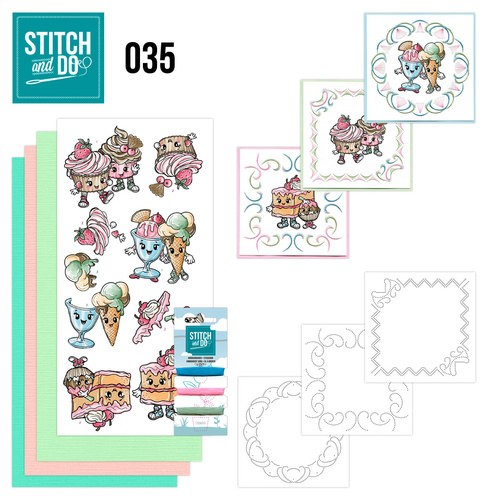 Stitch and Do Cup cakes 35