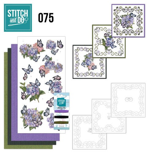 Stitch and do 75 Hortensia