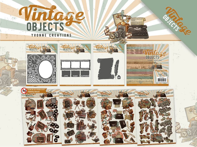 YC-Vintage-Objects-Photomount - Groot