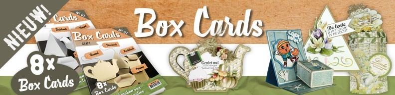 Box-cards - Groot